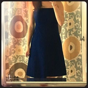 NWT J. Crew Maisie Bridesmaid Dress - Haven Blue 6